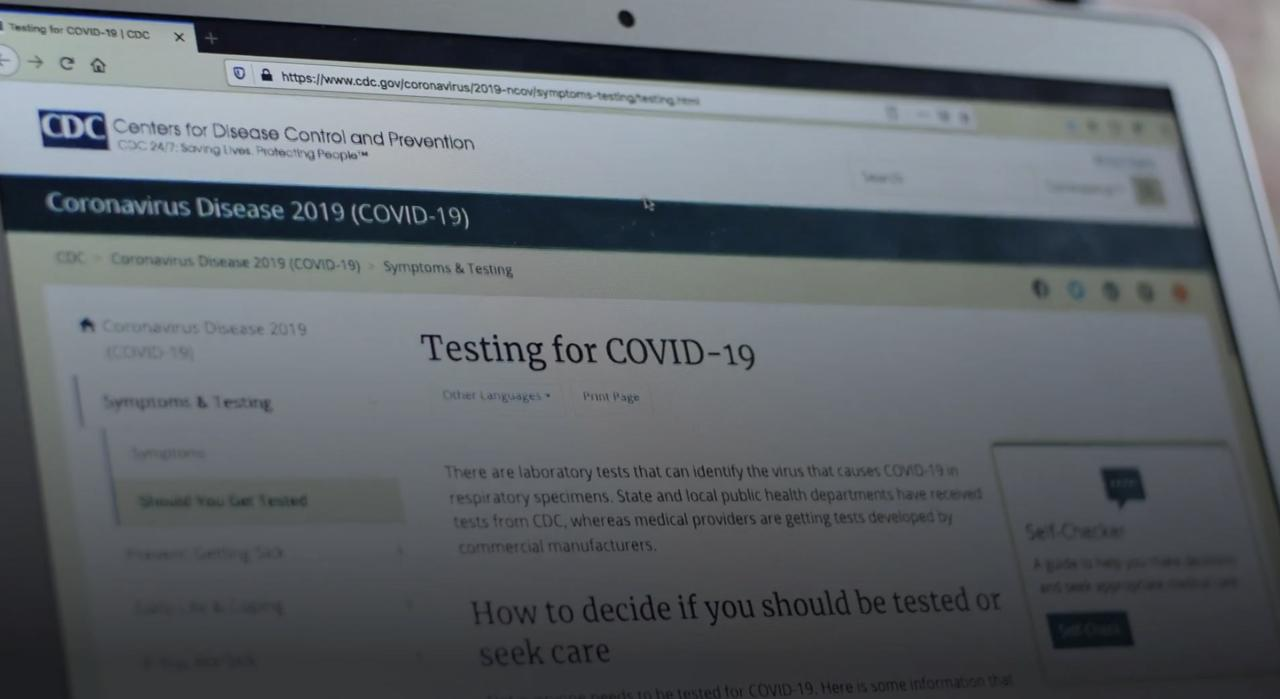CDC Changes Guidance on 'Close Contact' With Those Infected With COVID-19