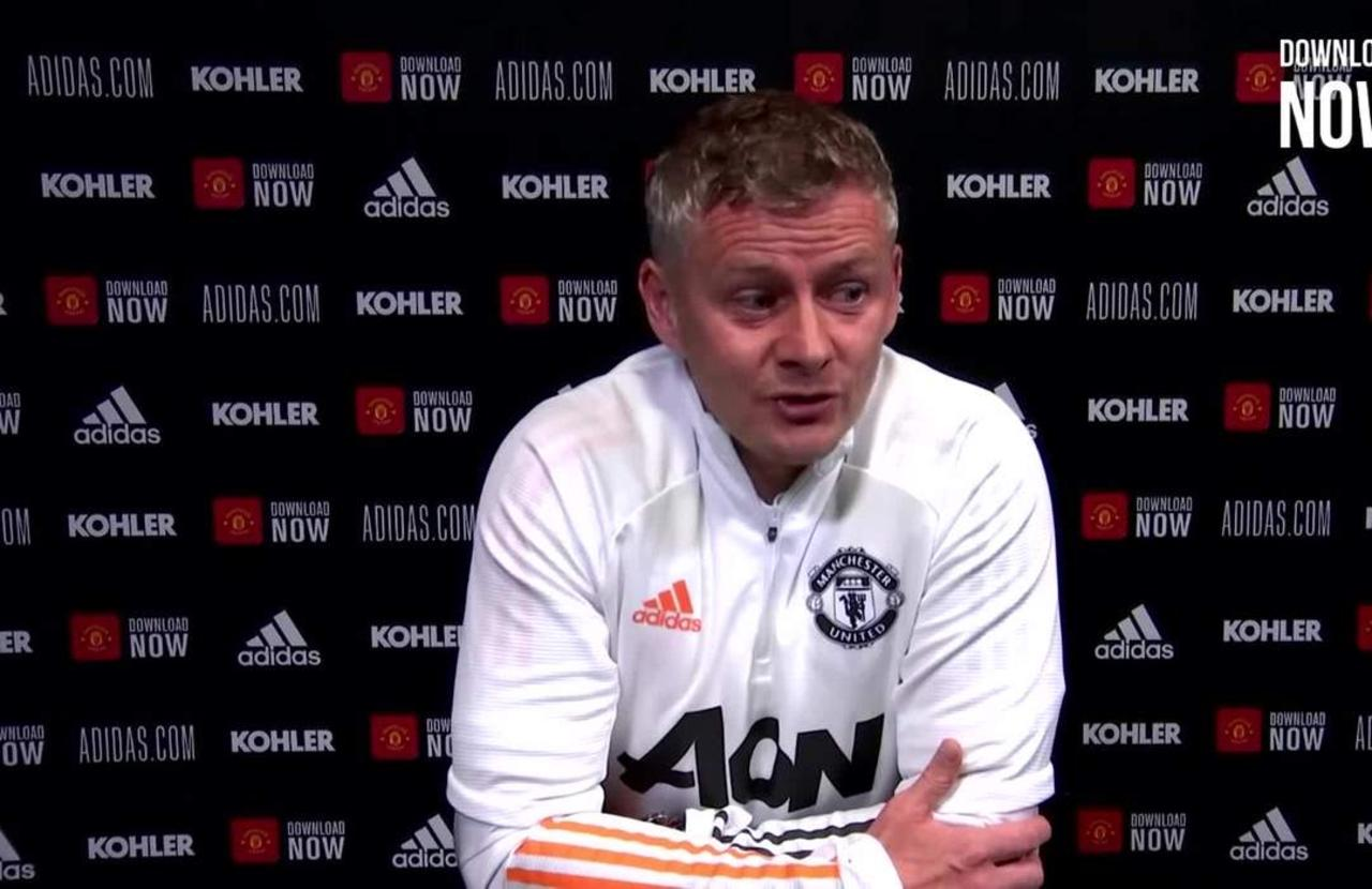 'I can't believe stories about him not being professional' - Solskjaer on Greenwood