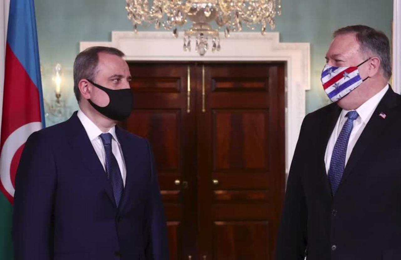 Pompeo holds talks over Nagorno-Karabakh crisis