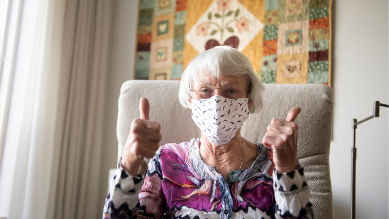 Wearing A Mask Could Save 130,000 US Lives
