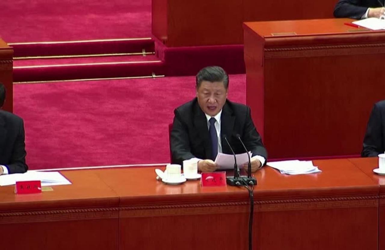 Xi touts China's sovereignty on war anniversary