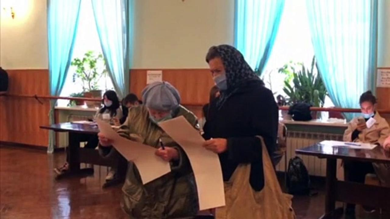 Ukraine votes: Local elections seen as a test for embattled president Volodymyr Zelenskyy