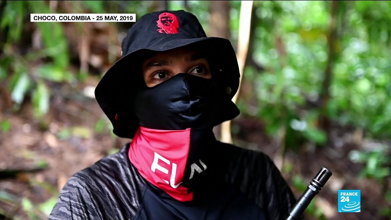 Colombia kills top ELN guerrilla commander