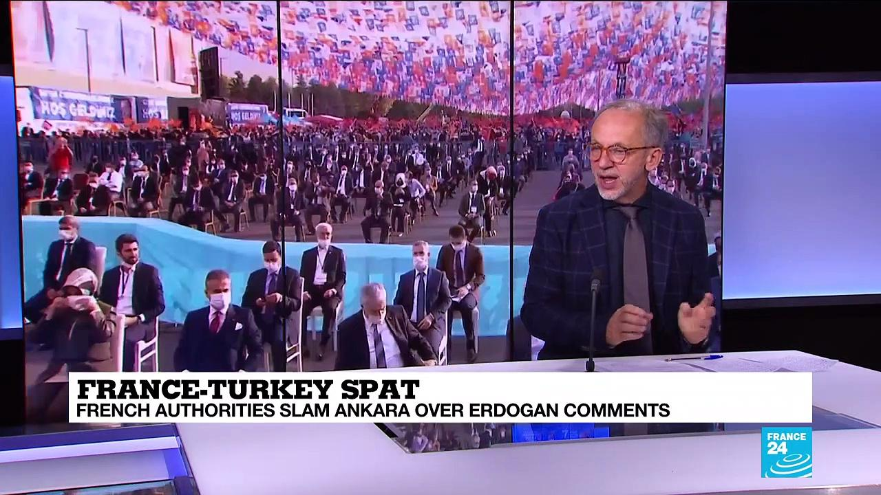 Analysis: Turkey-France spat reflects deeper issues