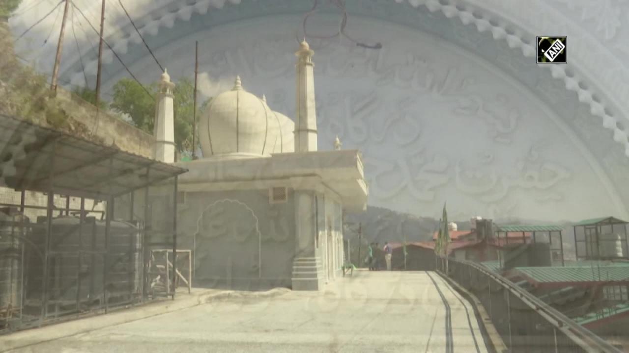 Shrine of Hazrat Baba in Shimla spreads communal harmony