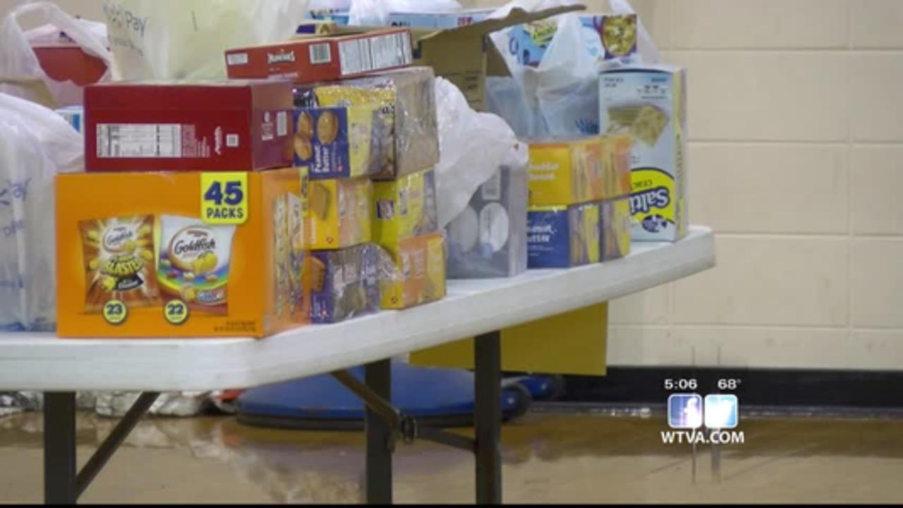 VIDEO: One local church helping out those affected by this busy hurricane season