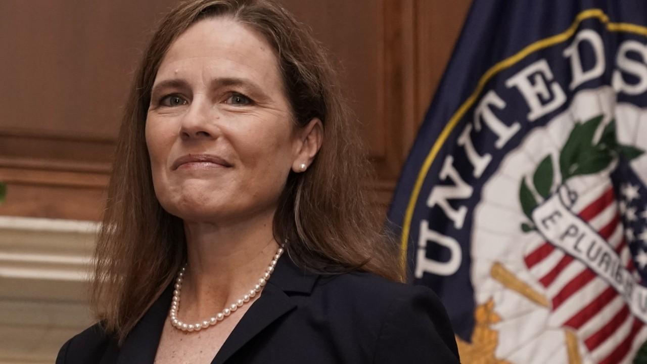 Amy Coney Barrett Is Now Supreme Court Justice Amy Coney Barrett