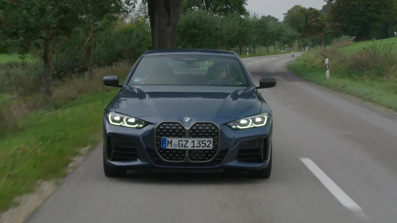 The all-new BMW M440i xDrive Driving Video