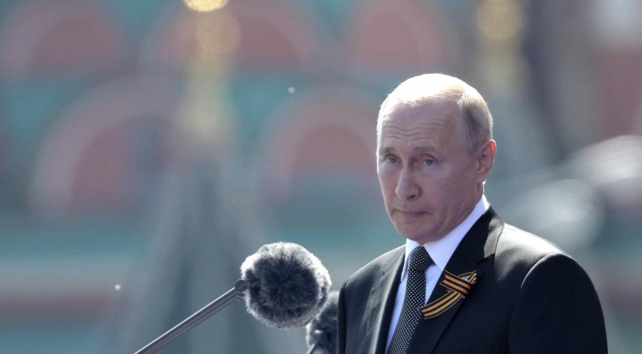 Putin Rejects Trump's Claims of 'Corrupt' Deals Between Hunter Biden and Ukraine