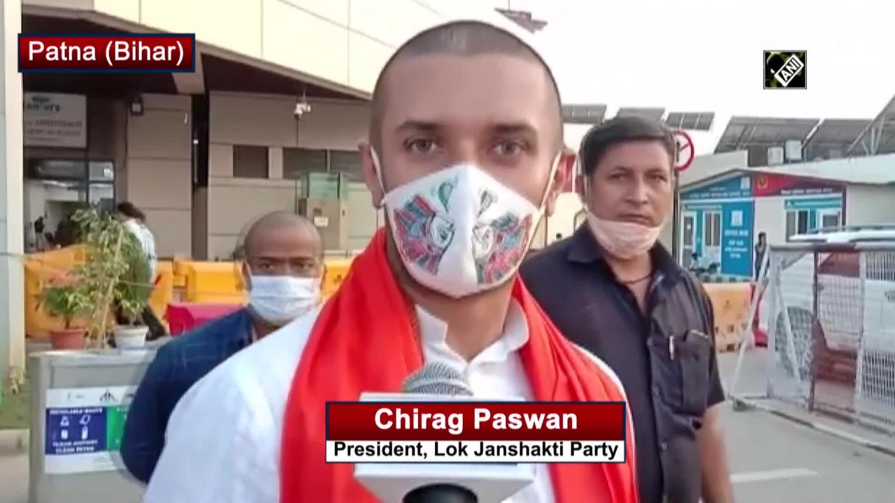 Never expected CM Nitish Kumar to stoop so low: Chirag Paswan on his viral video
