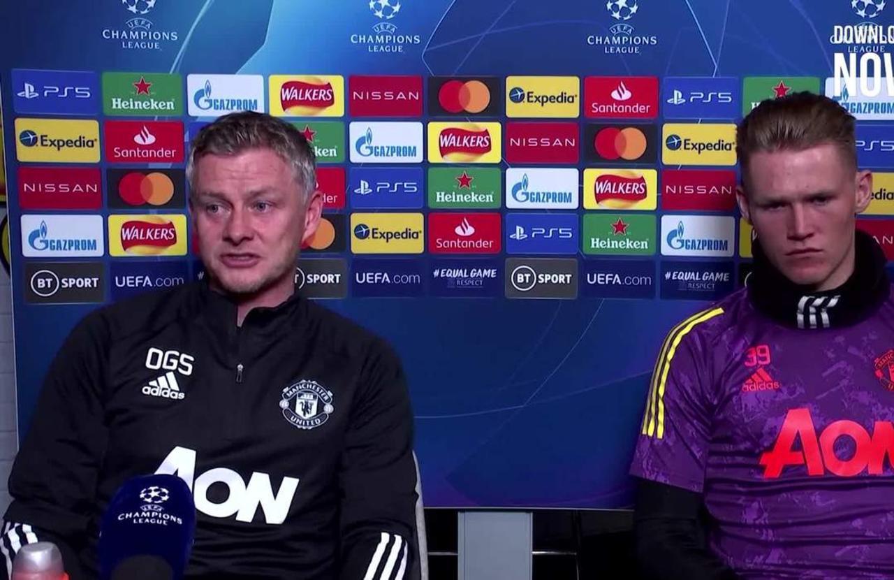 Van de Beek has big part to play for Man Utd, says Solskjaer