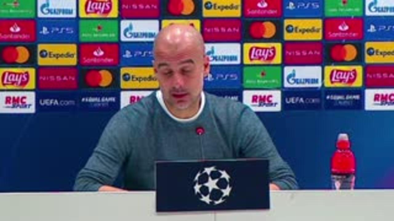 Pep: So few options up front
