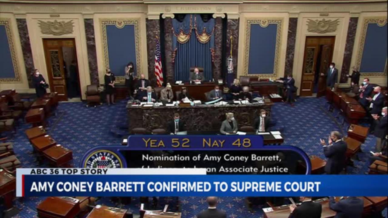 SCOTUS VOTE  10272020