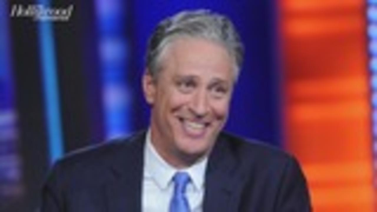 Jon Stewart Set to Front Current Affairs Series for Apple | THR News