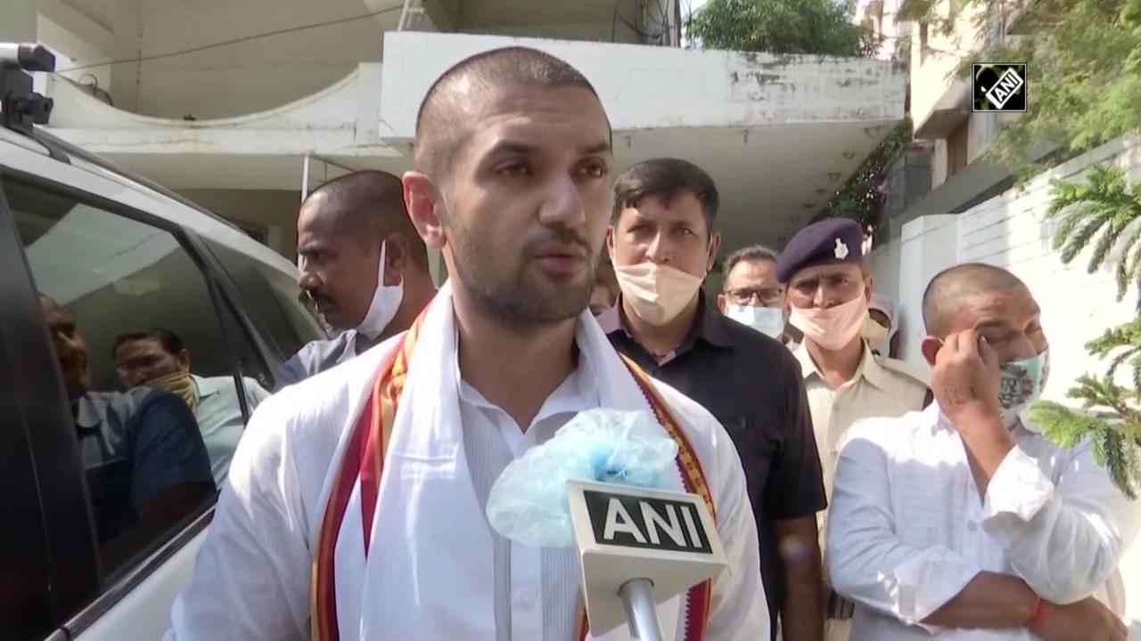 Chirag Paswan slams CM Nitish for Munger incident, demands probe