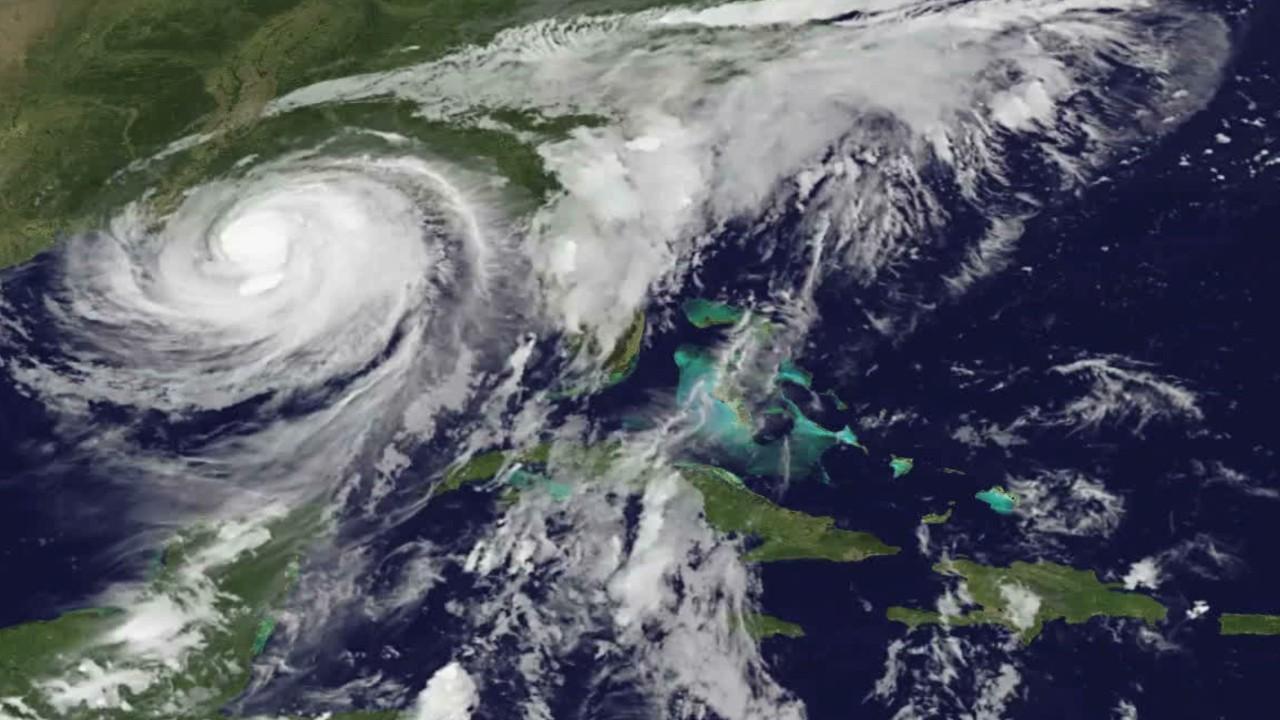 Hurricane Zeta Batters Louisiana and Mississippi