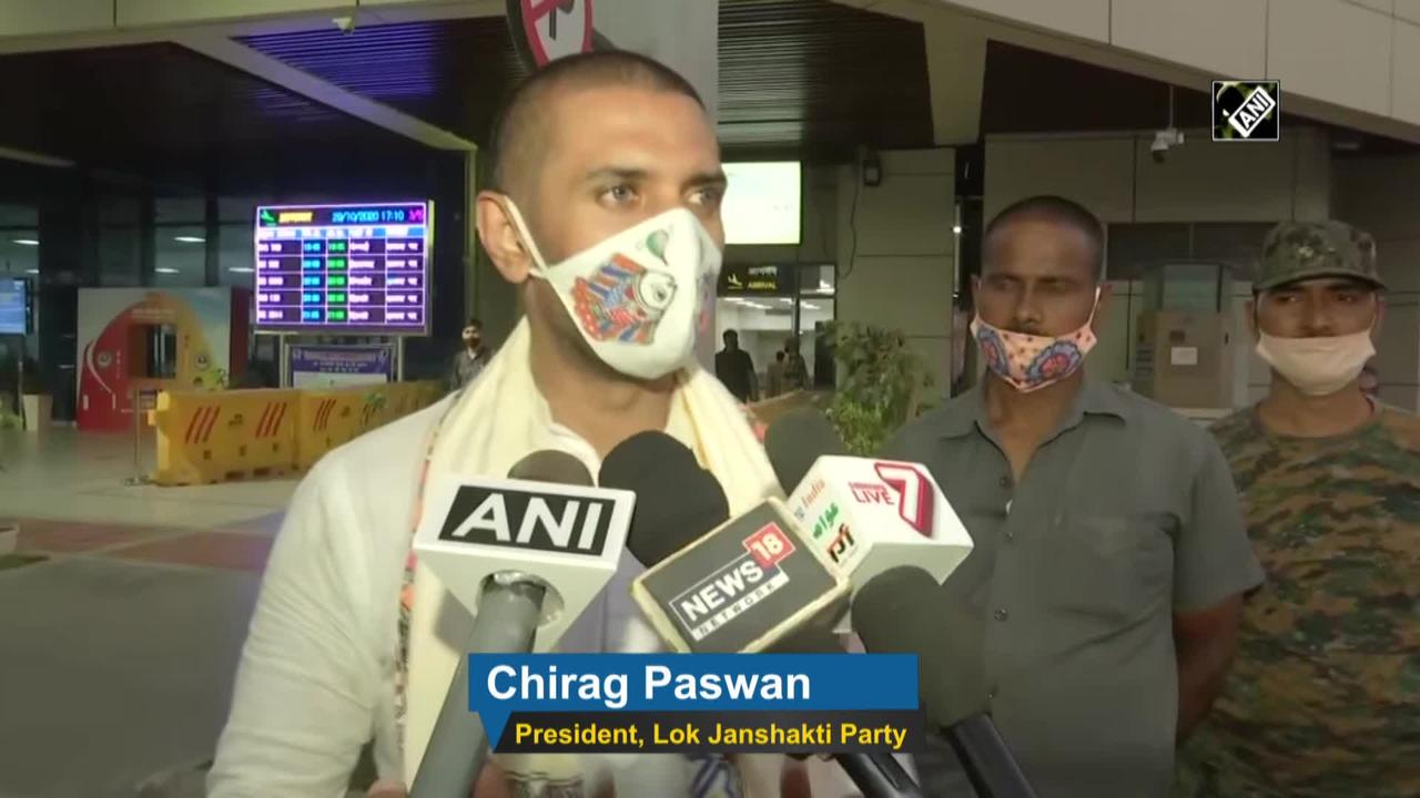 Munger violence: Paswan terms CM Nitish as 'Mahishasura', says 'Durga bhakts will decide his govt's fate'