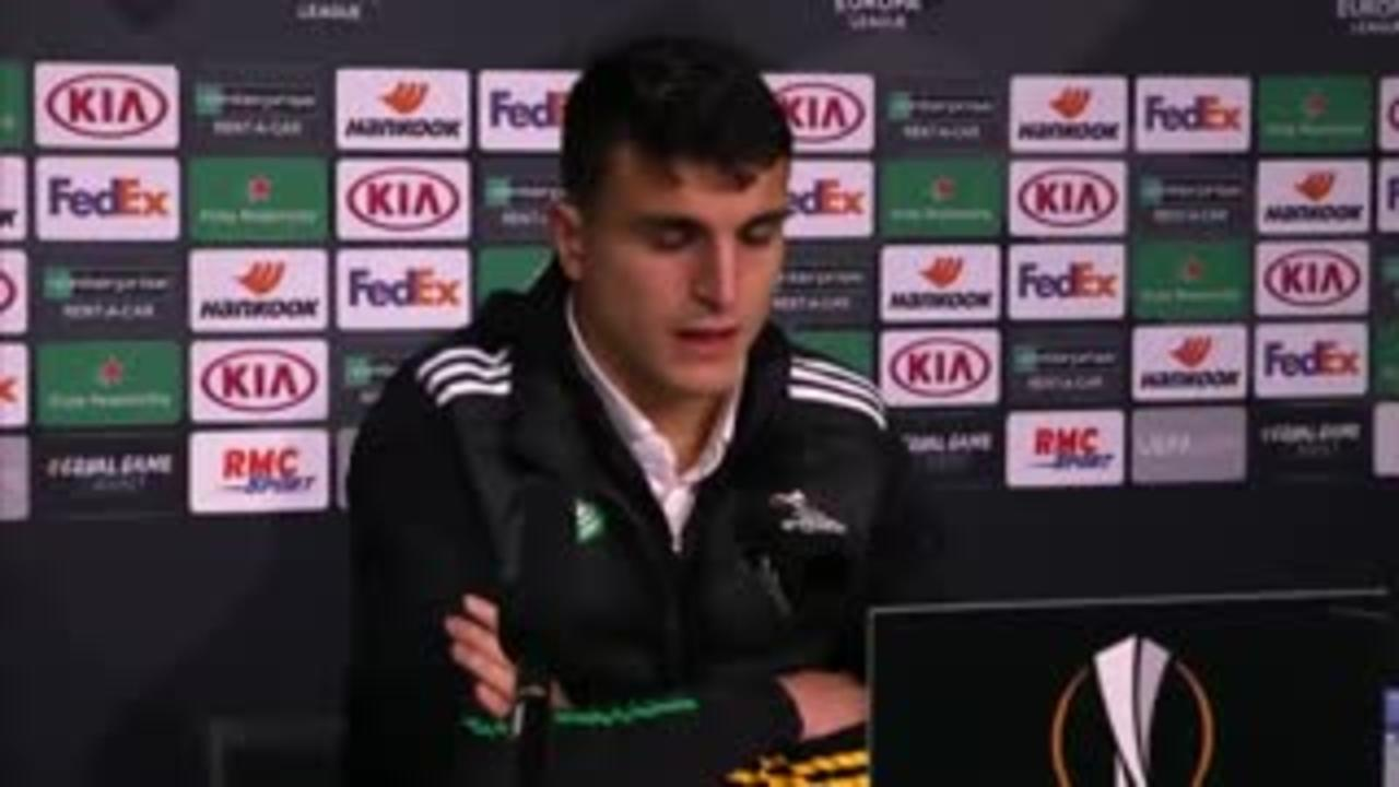 Elyounoussi: Lille draw is 'okay'