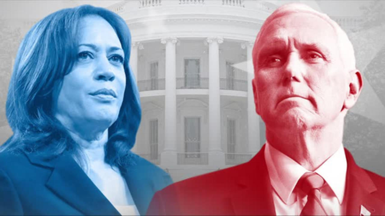 Part 2 of the discussion on the 2020 Election: The Vice Presidents