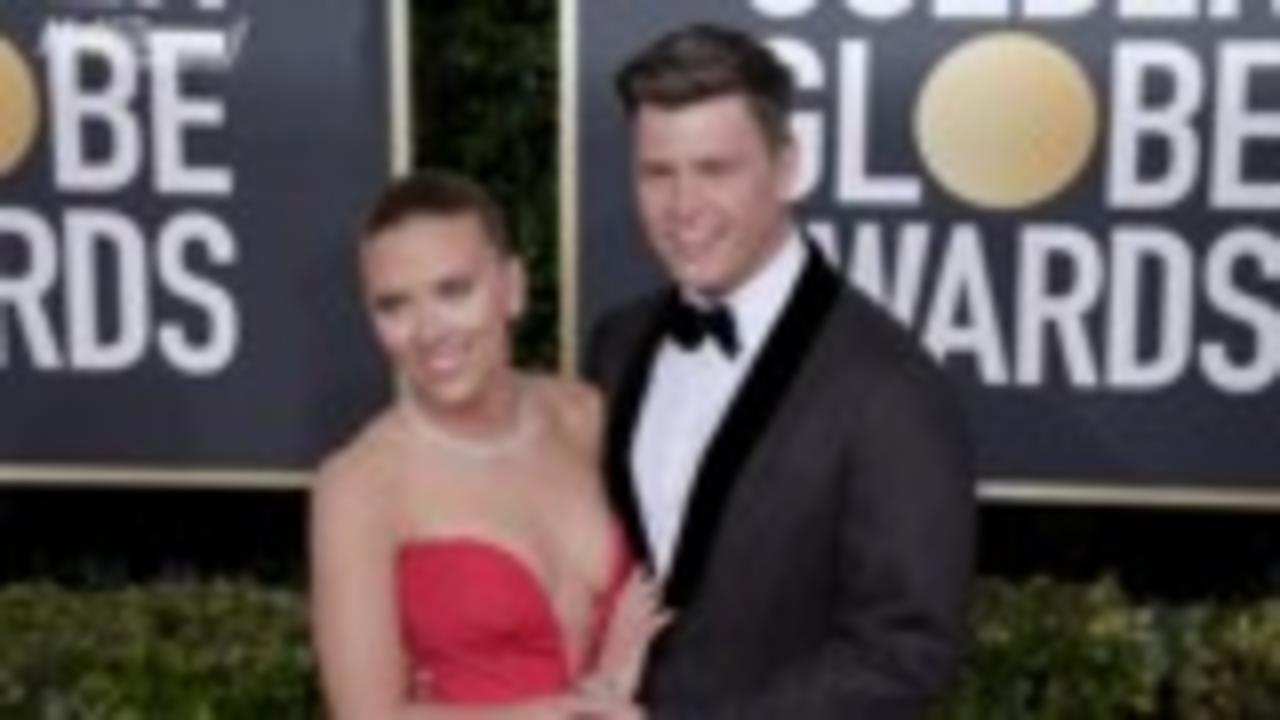 Scarlett Johansson and Colin Jost Tie the Knot | THR News
