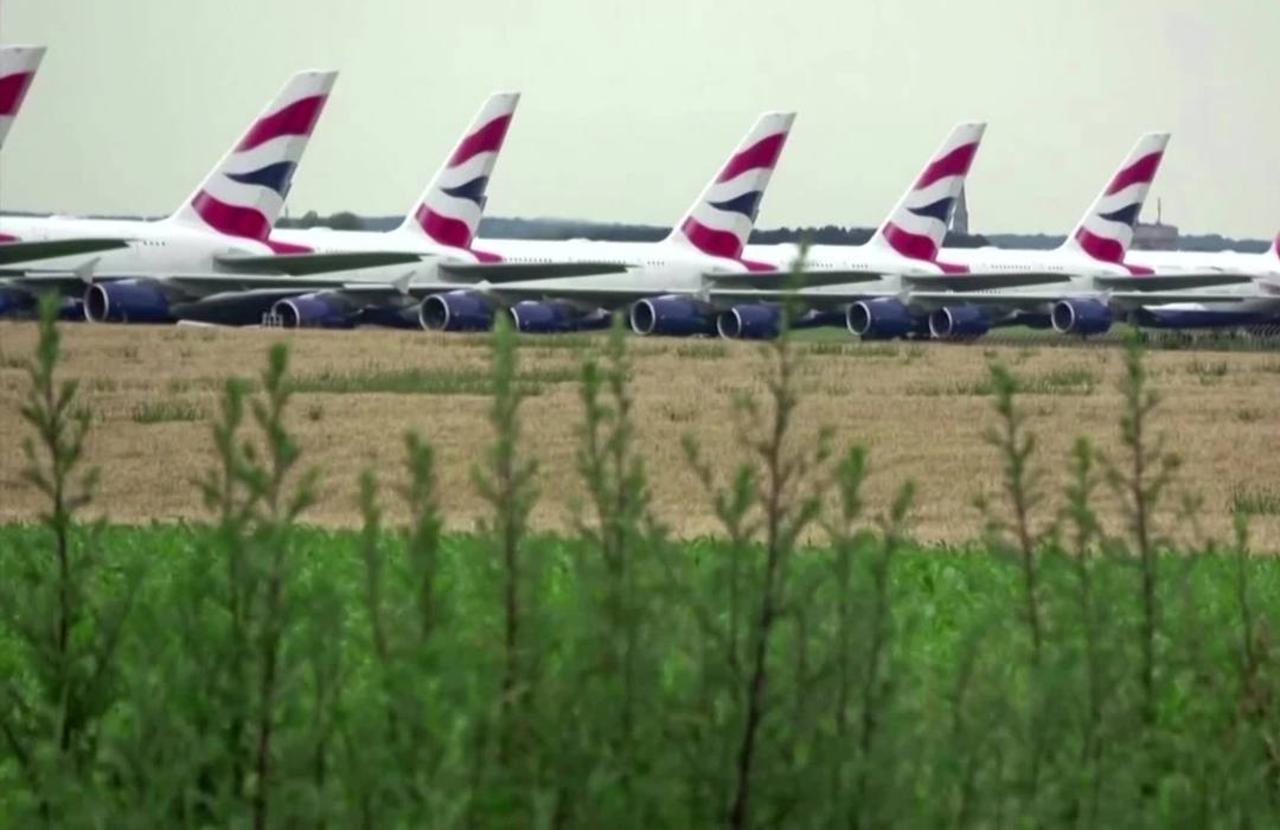 Major airlines face up to likely winter blues