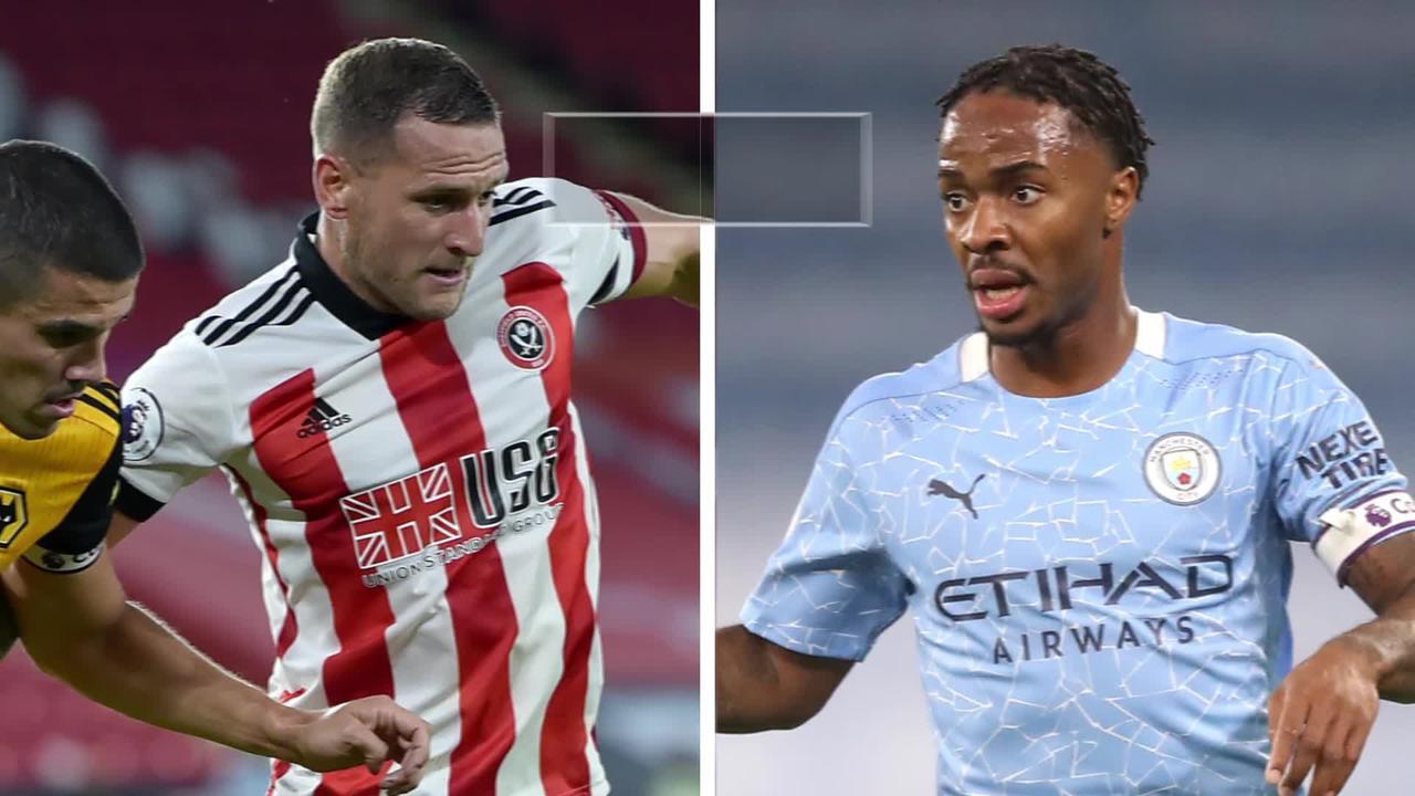Premier League match preview: Sheffield United v Manchester City