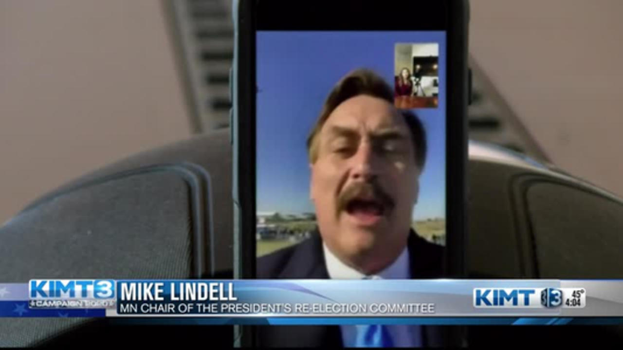 Businessman Mike Lindell To Speak at Trump Rally