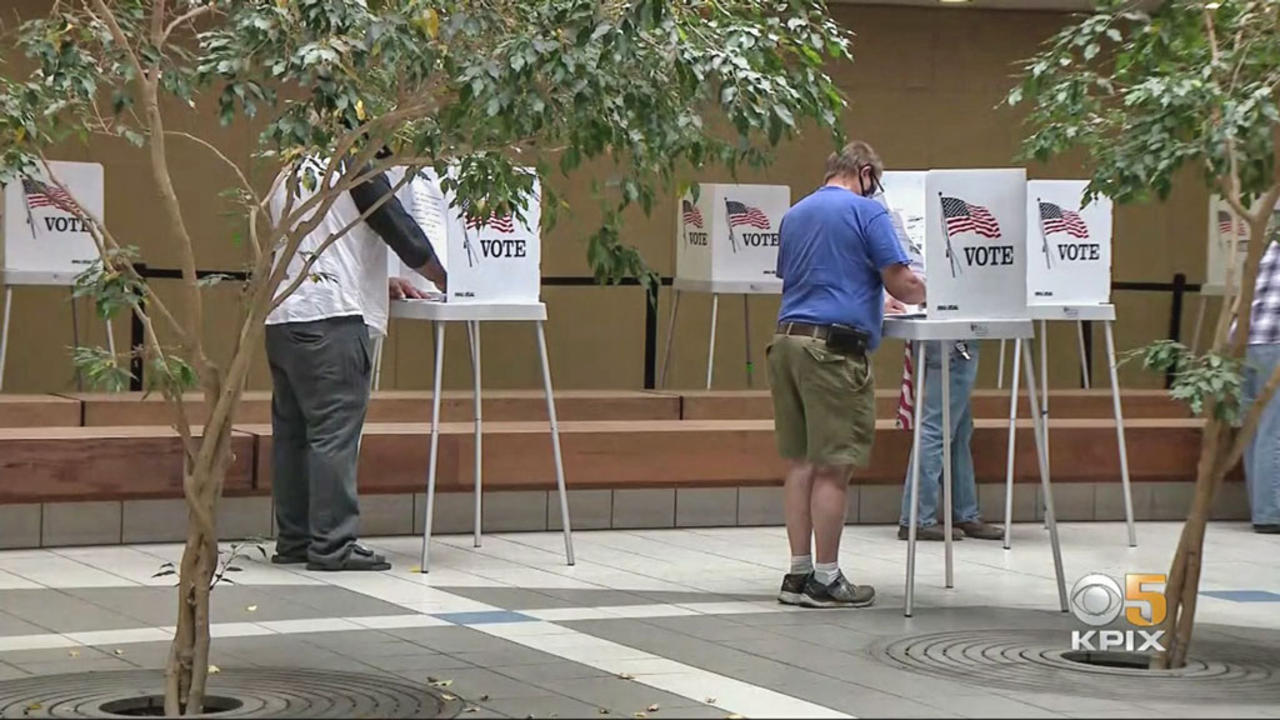 In-Person Voting Set to Expand Across the Bay Area Saturday
