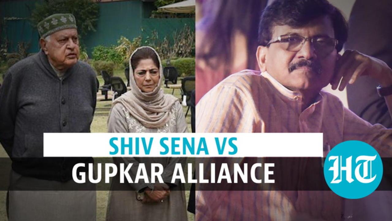 'Arrest, send to Andaman for 10 yrs': Shiv Sena vs Mufti, Abdullah on Art 370