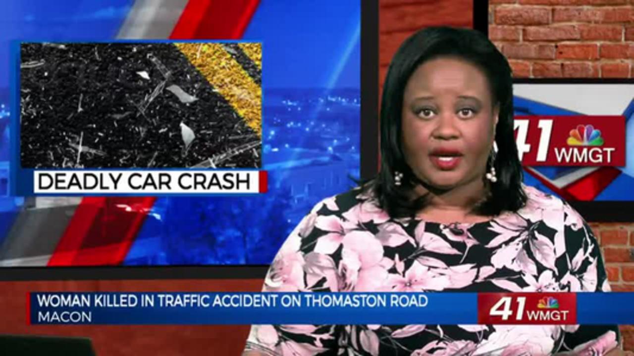 Thomaston Road Deadly Crash