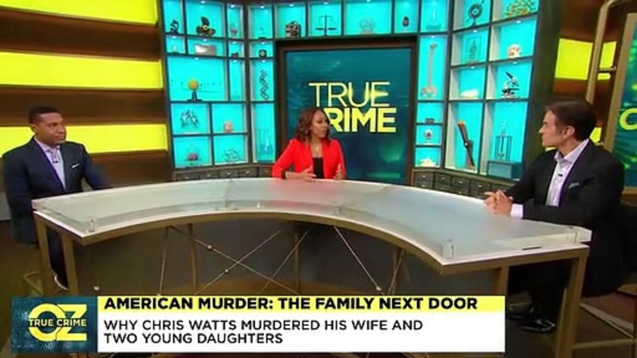 What Was Chris Watts' Motivation To Murder His Wife & Kids? Watch Expert Weigh In