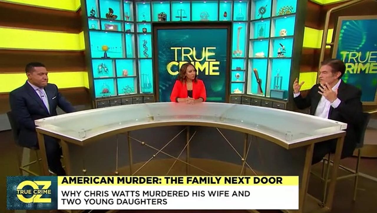 What The Chris Watts Documentary Uncovered: Legal Expert On 'Dr. Oz' Has Theories