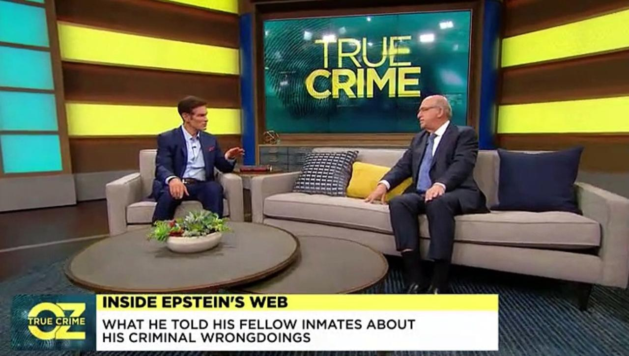 Jeffrey Epstein Told Inmates 'Different Versions' Of His Suicide Attempt — Watch