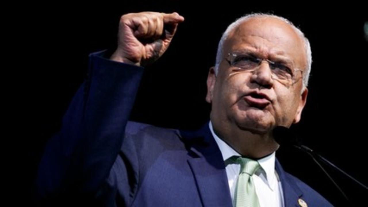 Chief Palestinian negotiator Saeb Erekat dies from COVID-19