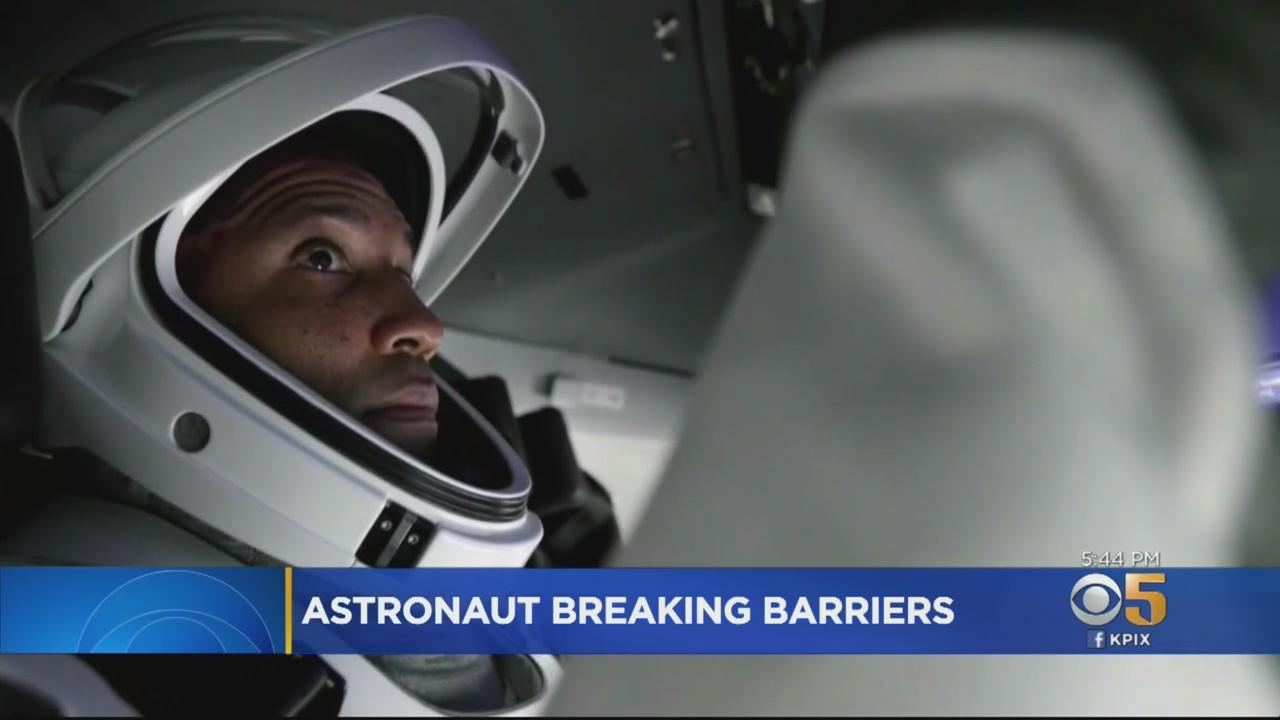California Astronaut Aboard Historic Space X Flight Making History Of His Own