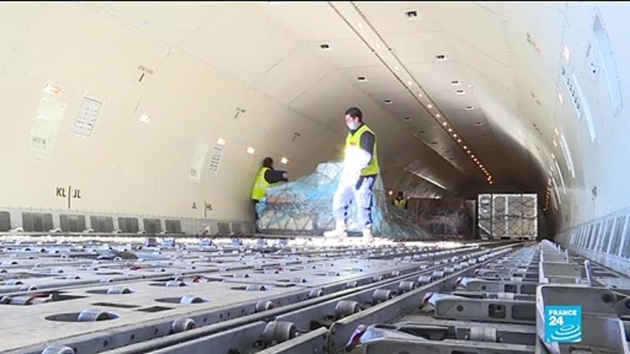 Air France-KLM prepares Covid-19 vaccine airlift