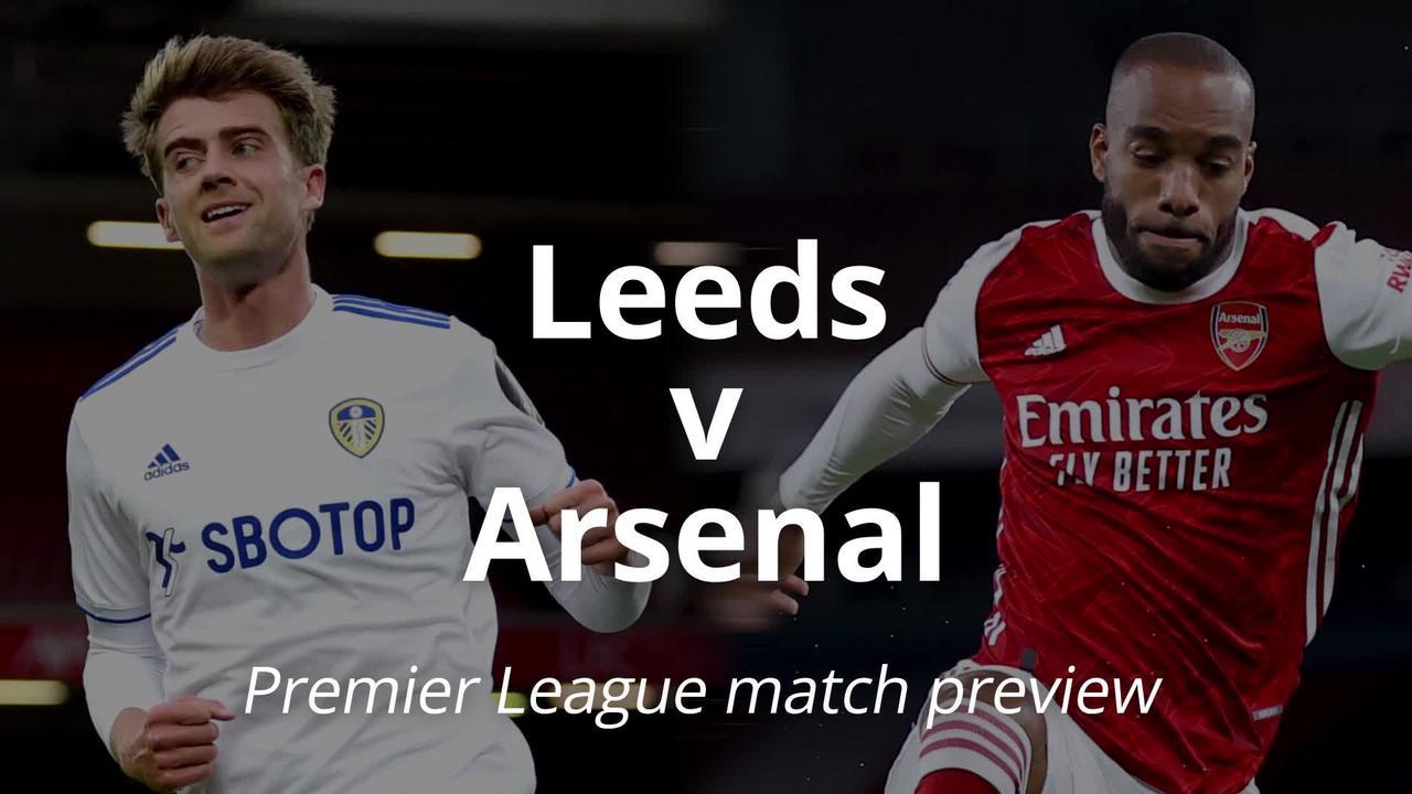 Leeds United vs Arsenal, Premier League: Live streaming ...