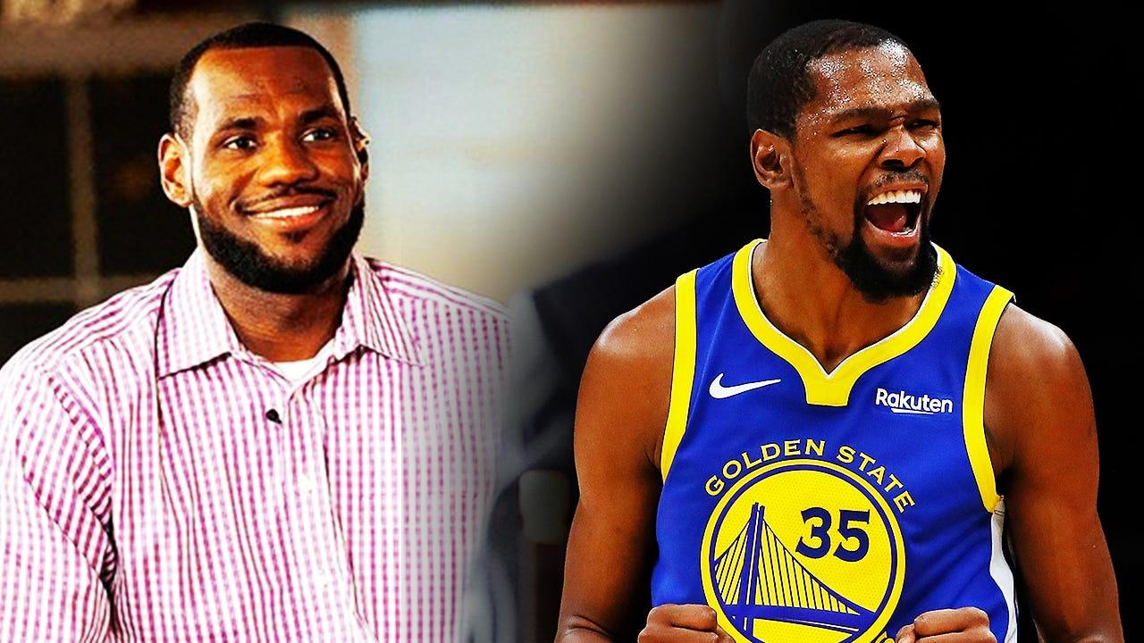 LeBron, Shaq and Durant highlight NBA free agency's greatest moments