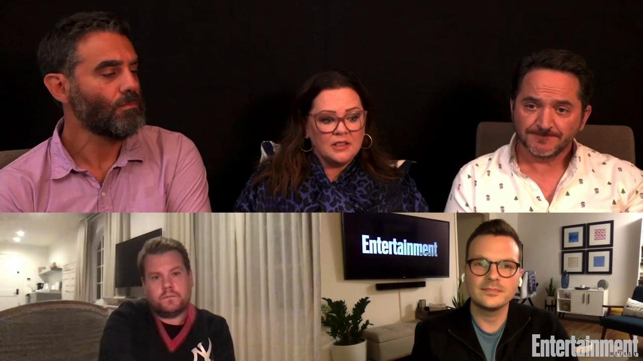 Melissa McCarthy & Ben Falcone Hilariously Recall Meeting Elon Musk for 'Superintelligence'