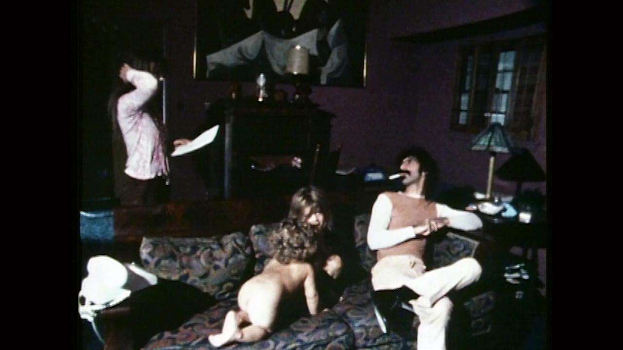 Zappa Documentary movie clip - Gail and Frank Zappa's Relationship