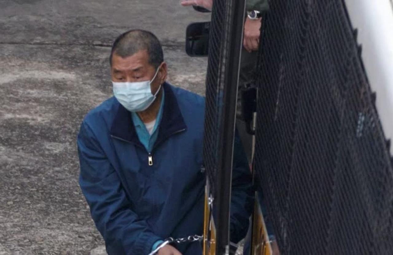 Hong Kong's Jimmy Lai denied bail in fraud case