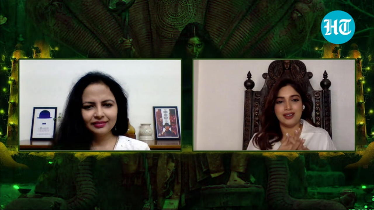 Durgamati: Bhumi Pednekar on comparisons with Anushka Shetty