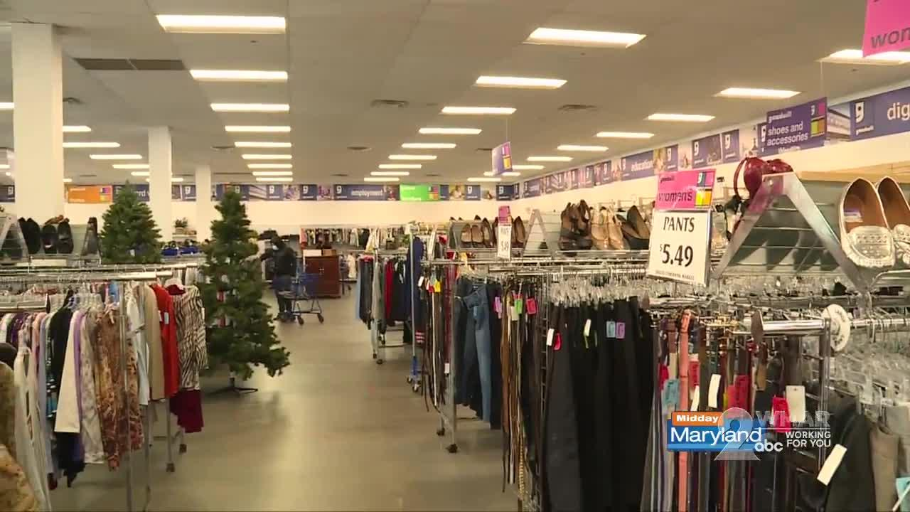 Goodwill Industries steals and deals