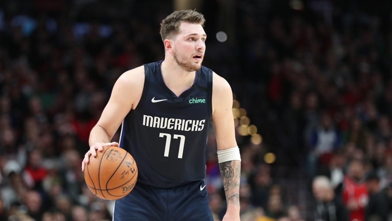 Skip Bayless strongly disagrees with Luka Doncic being No. 4 on the NBA preseason rankings | UNDISPUTED