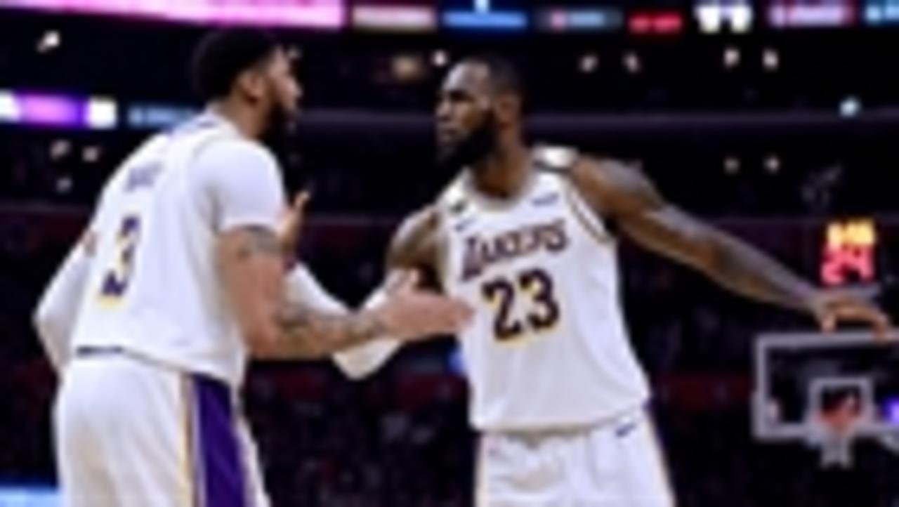 'The King is in his rightful place' — Shannon Sharpe on LeBron being No. 1 in NBA rankings | UNDISPUTED