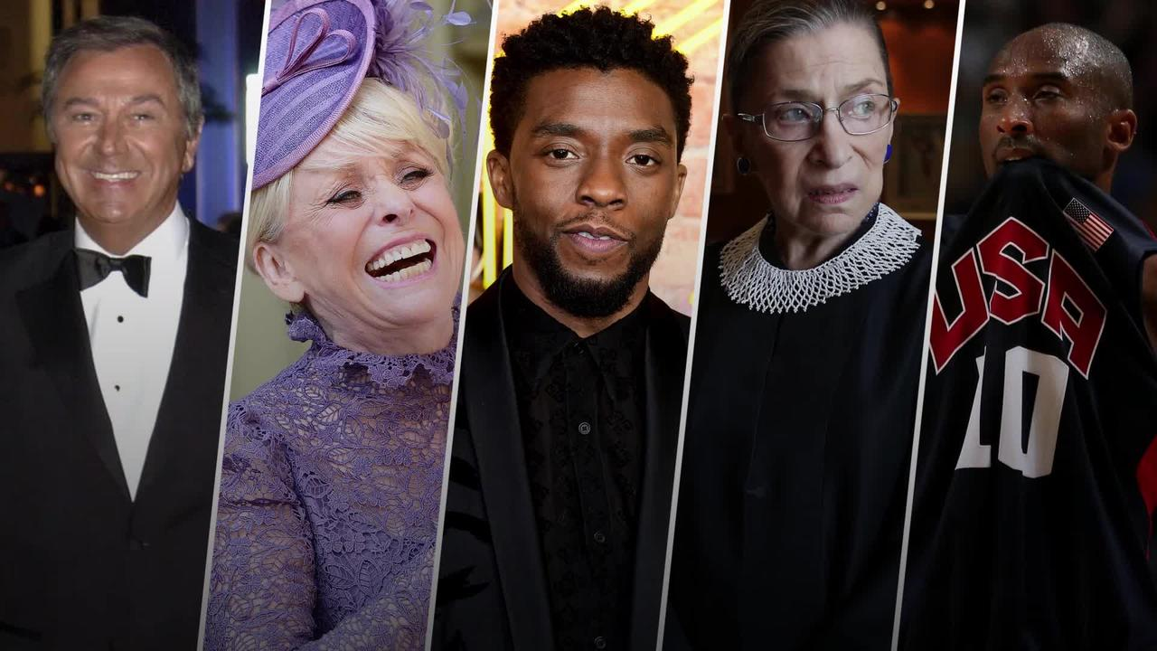 The faces we lost in 2020