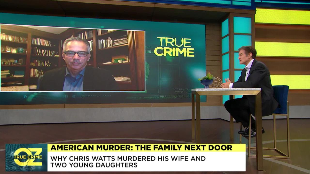 True Crime: American Murder: The Family Next Door: Why Chris Watts Murdered His Wife And Two Young Daughters