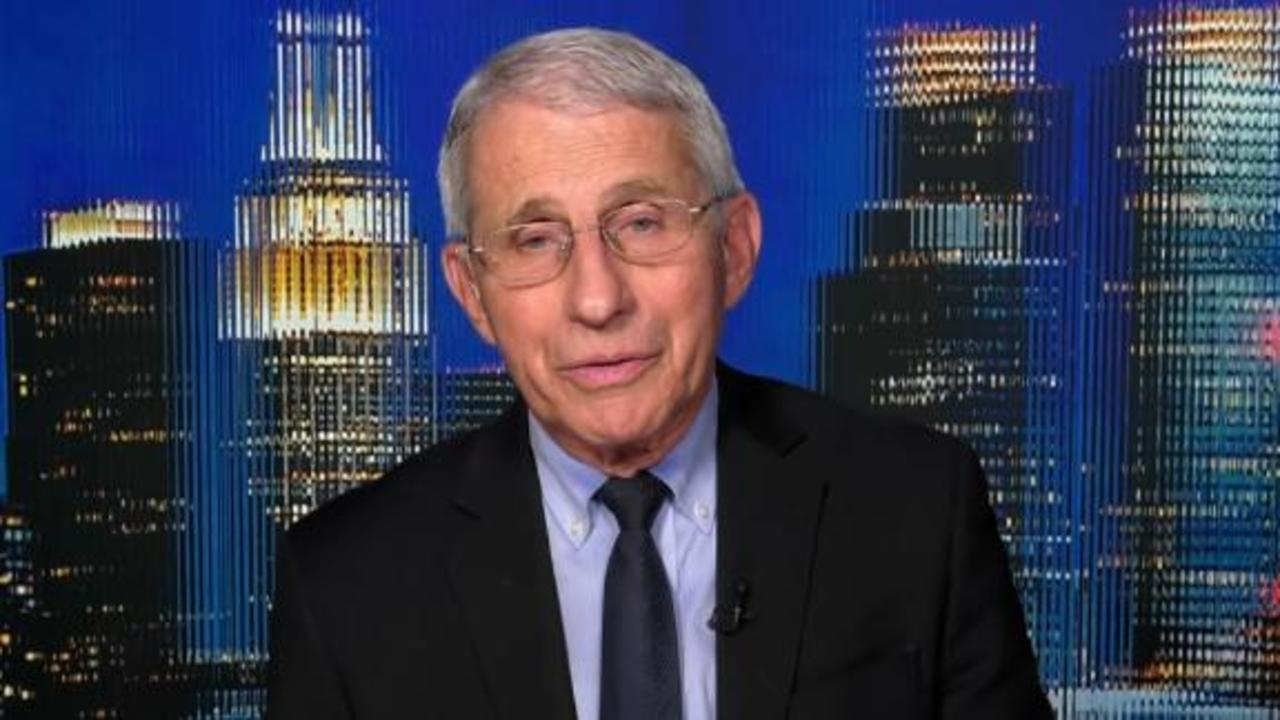 Dr. Fauci defends Dr. Birx: She was in a tough situation