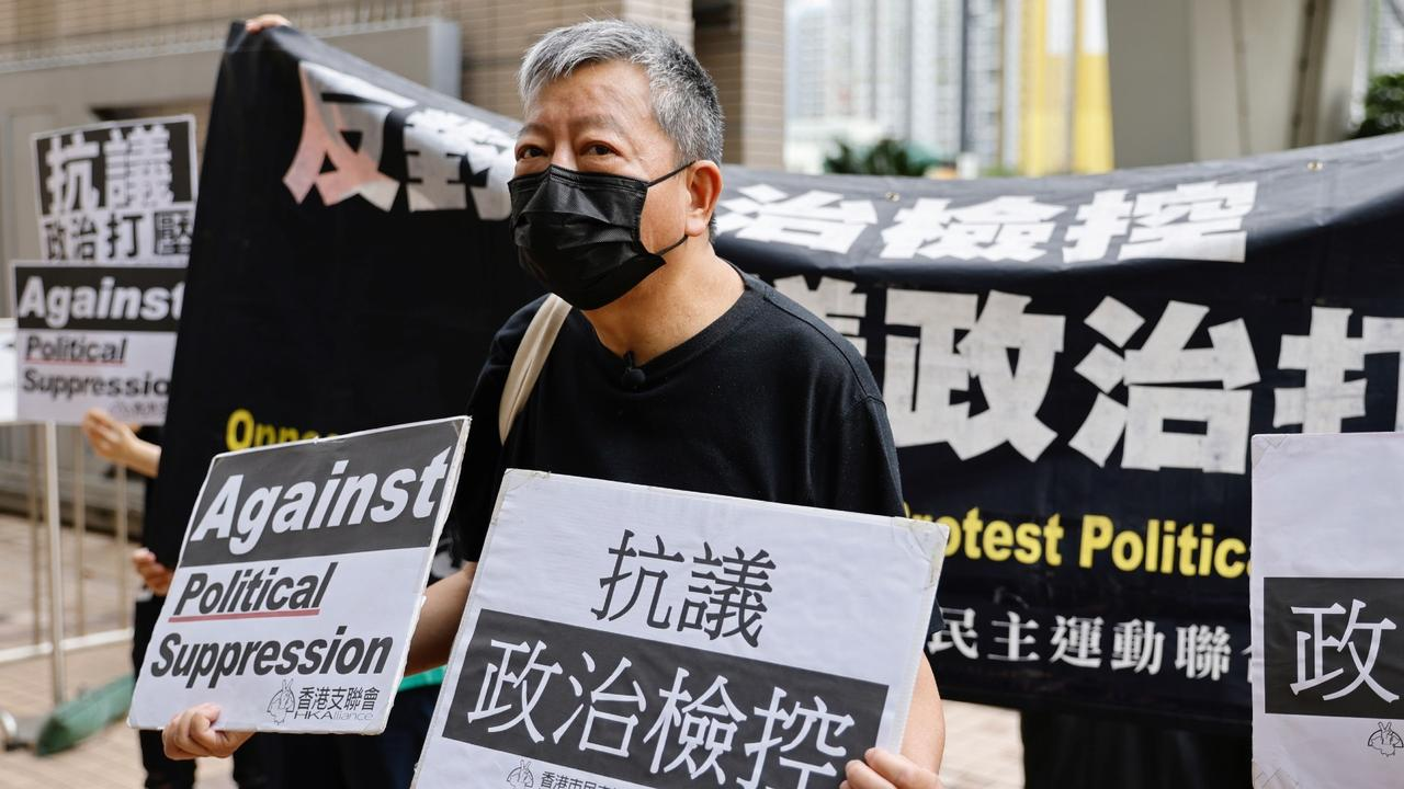 Hong Kong court convicts pro-democracy activists over 2019 rally