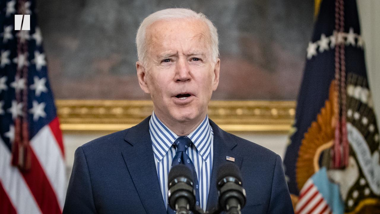 Biden Backs Athletes Opposing GA Voting Law